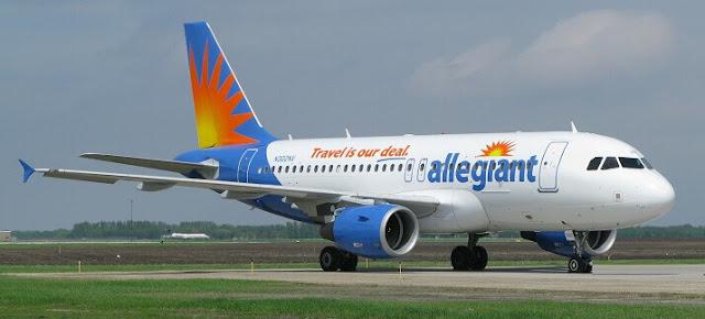 En Kötü Ekonomi Koltuklarına Sahip 10 Havayolu Şirketi Allegiant
