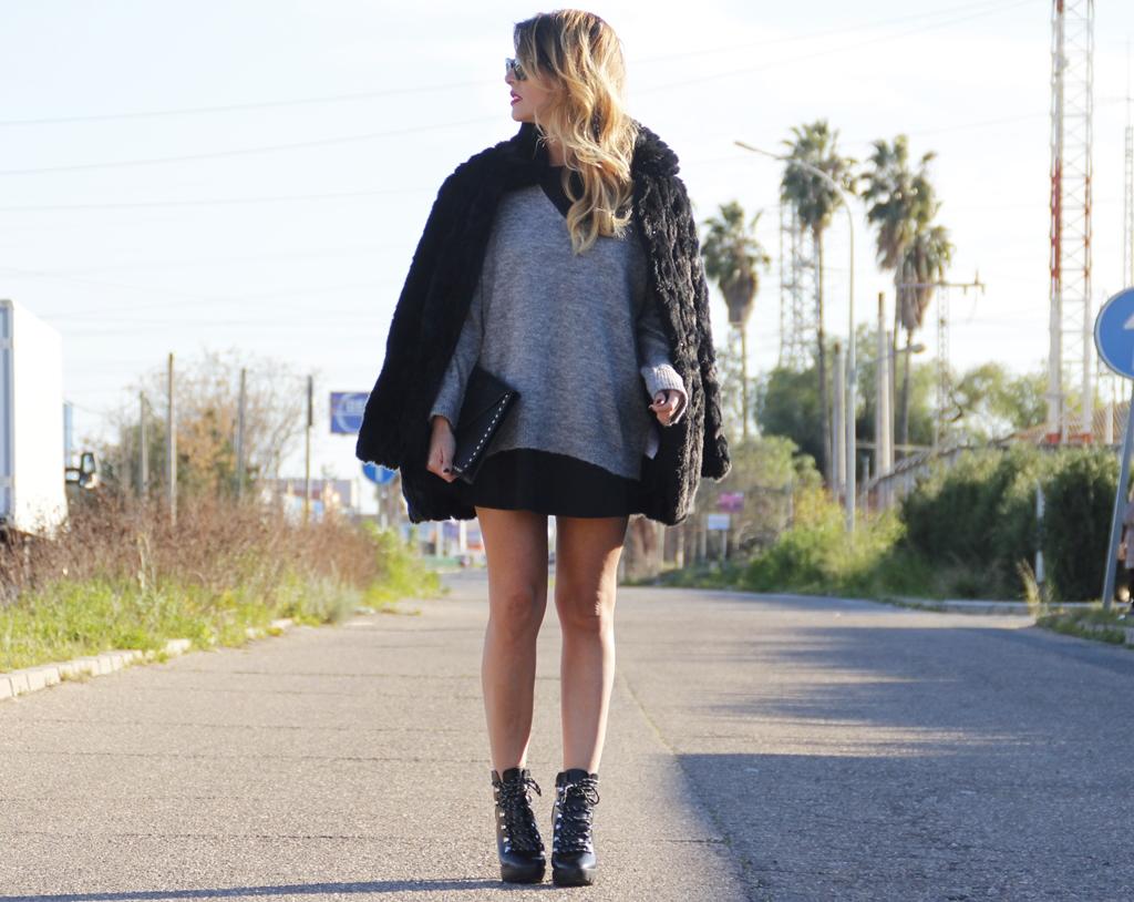 blogger, sevilla, moda, diseñadora, zara, vila, nixon, ootd, outfit, look, mechas, californianas,