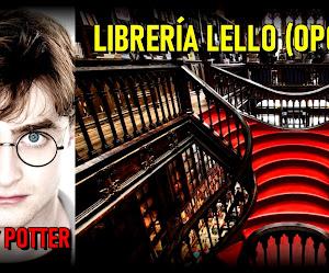 ¿Inspiró la LIBRERÍA LELLO (Oporto) al universo HARRY POTTER?