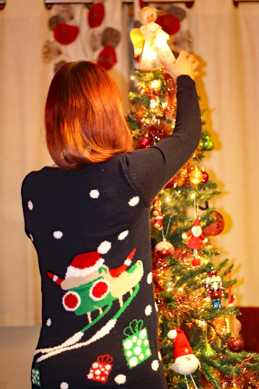 8 Christmas Jumpers You Need In Your Life happy cheery classic tacky Xmas tops Debenhams