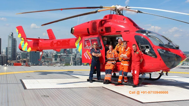 Air Ambulance Services in UK