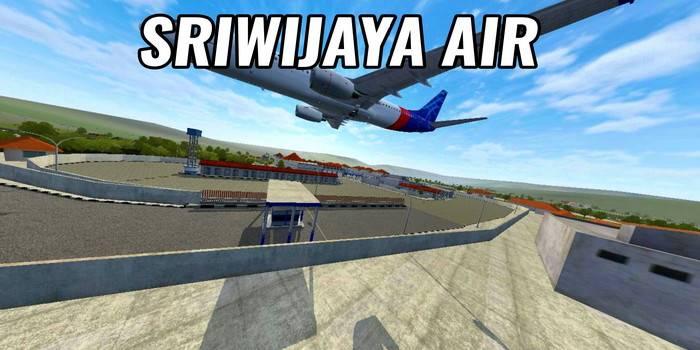 mod bussid pesawat sriwijaya air