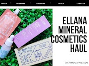 Ellana Minerals Haul! New Products to Try