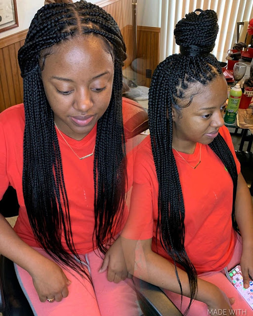 Latest Embracing Braiding Styles