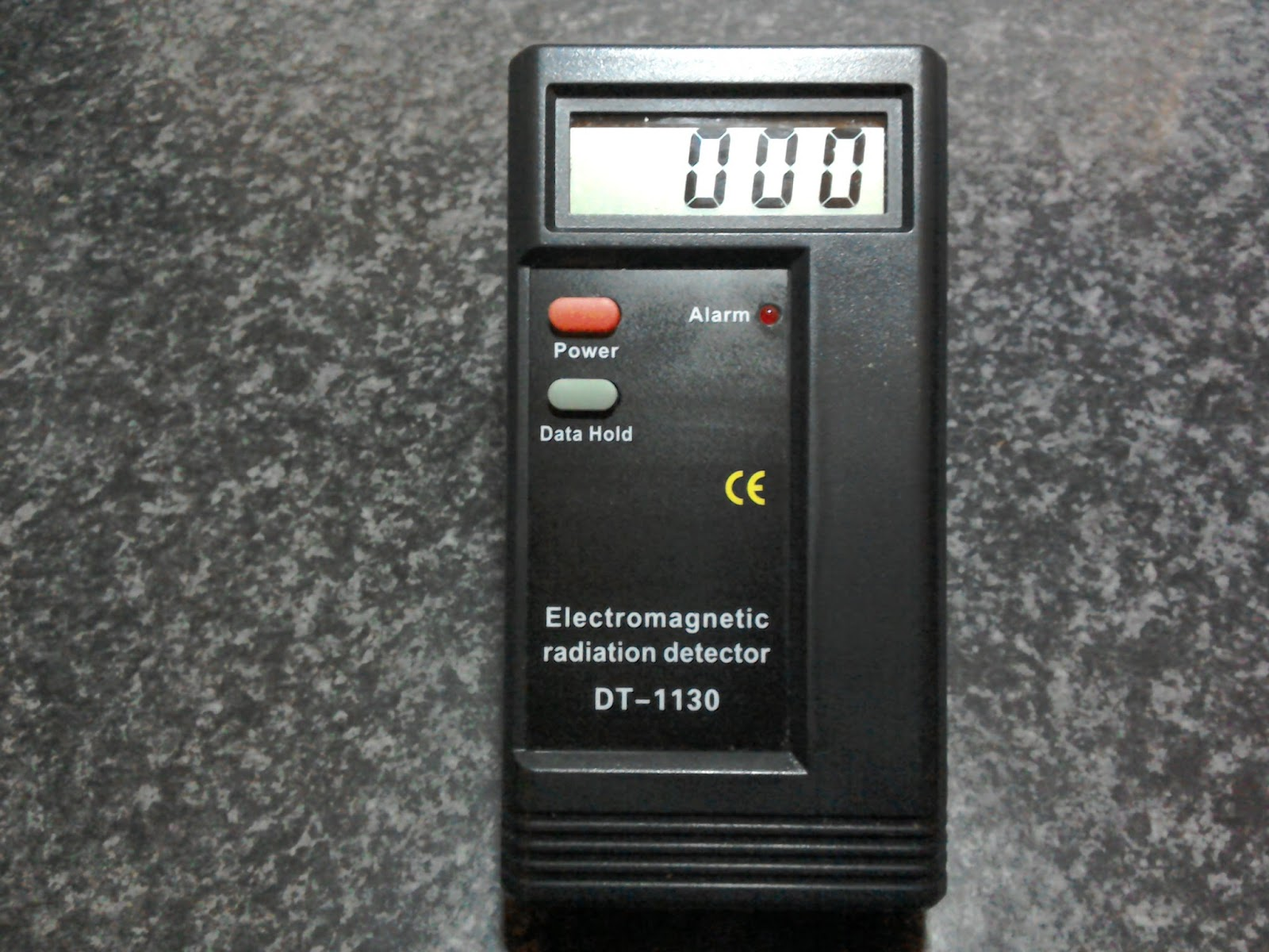 Mr  Aphoristic: DT-1130 EMF Meter Review