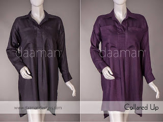 Daaman Winter Collection 2014