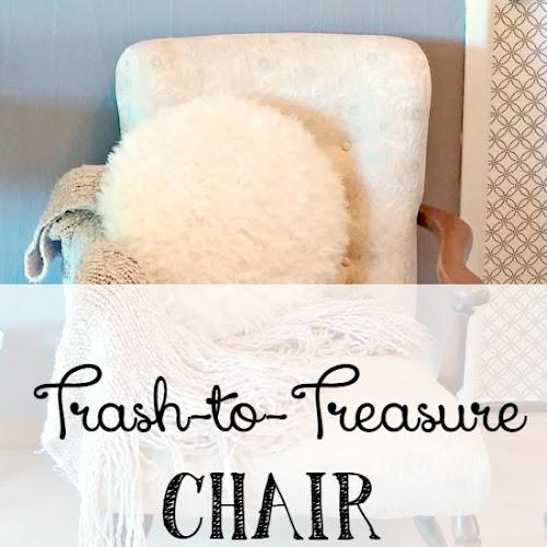 Trash to Treasure Chair