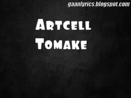 Tomake lyrics Artcel