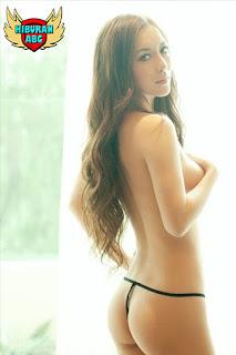 Foto-Model-Sexy-Jiang-Yihan-6