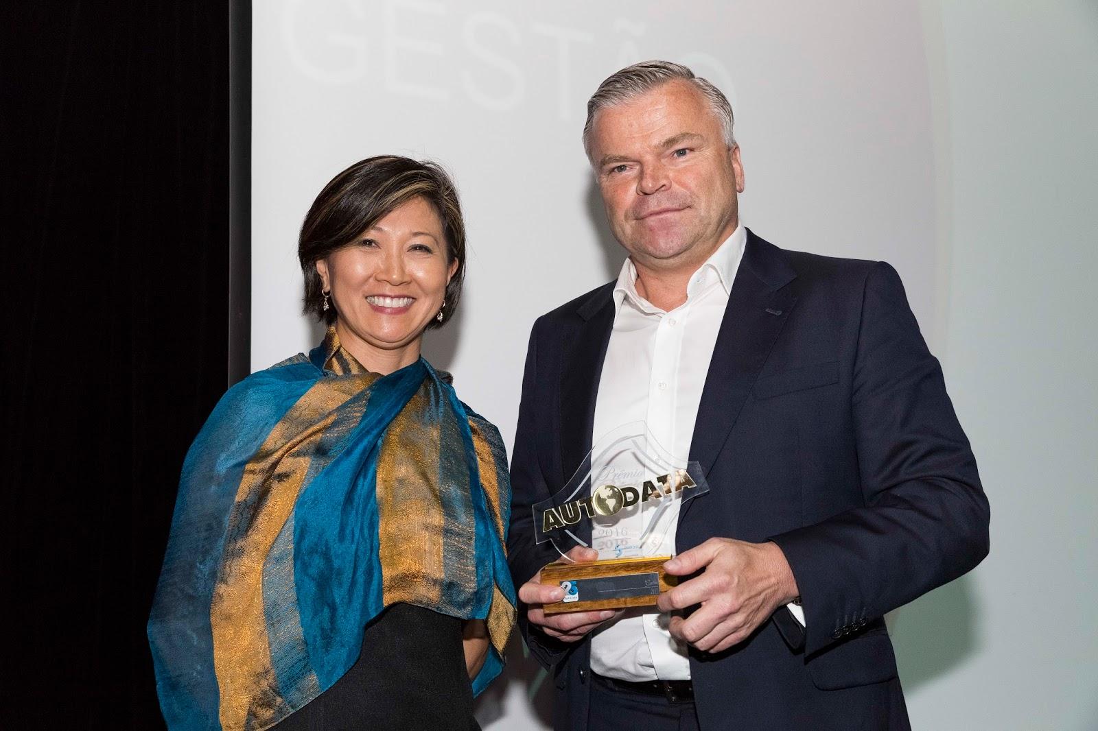 Audi é a vencedora do Prêmio AutoData na categoria gestão