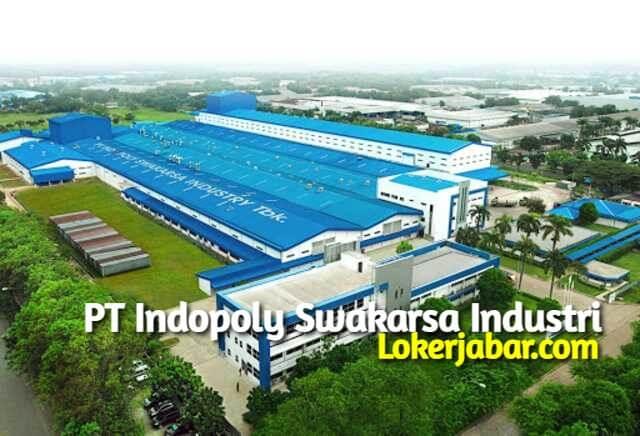Lowongan Kerja PT Indopoly Swakarsa Industri Purwakarta
