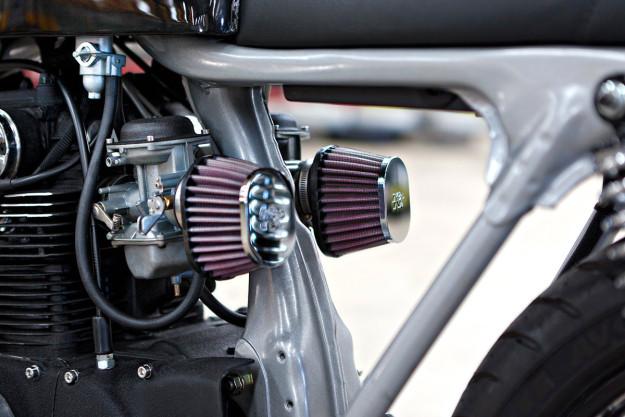 Honda CB 350 1971 độ Cafe Racer