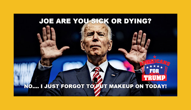 Memes: JOE ARE YOU SICK OR DYING