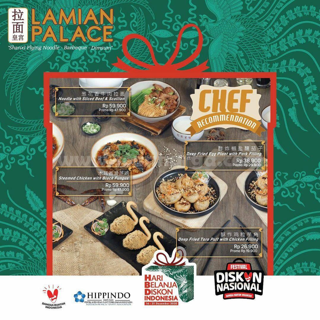 Lamian Palace Promo Hari Belanja Diskon Indonesia