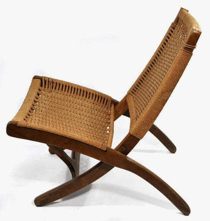 Something vintage hans wegner folding chair could not