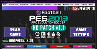 PES HD PATCH Selector
