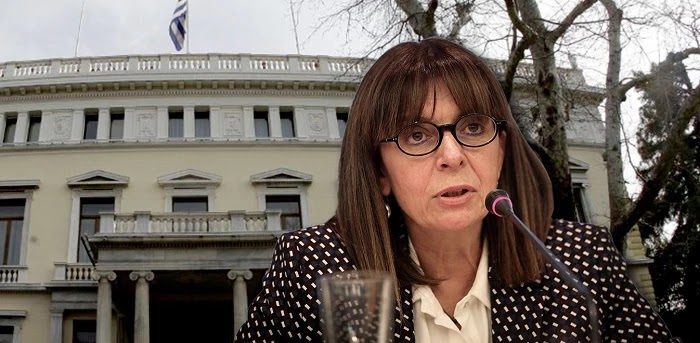 Greece Elected Its First Woman President Of The Council Of State, Also An Environmentalist
