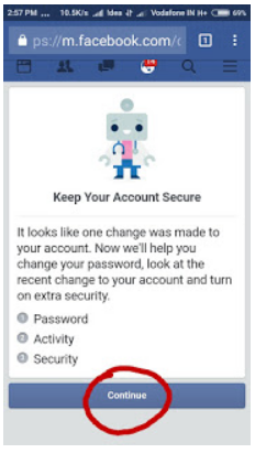 How to Change Fb Password Without Knowing Old Password or Without Recovery