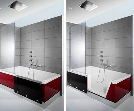 Badewanne mit dusche und einstieg  Badewanne Mit Einstieg Und Dusche - heathen6.com-Küche und Bad