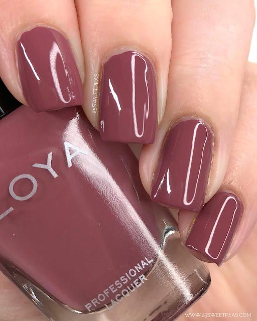 Zoya Mai - 25 Sweetpeas