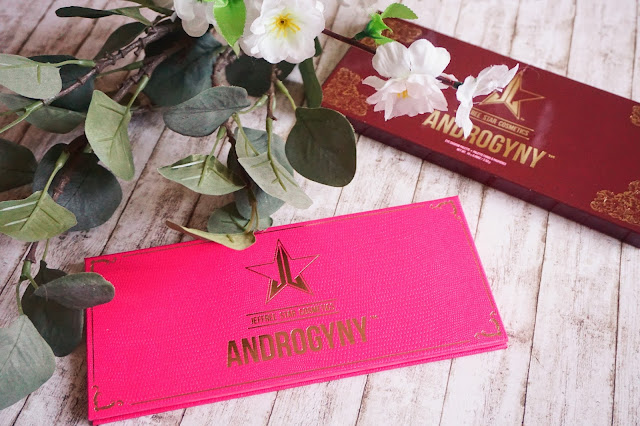 Review Jeffree Star Androgyny Palette