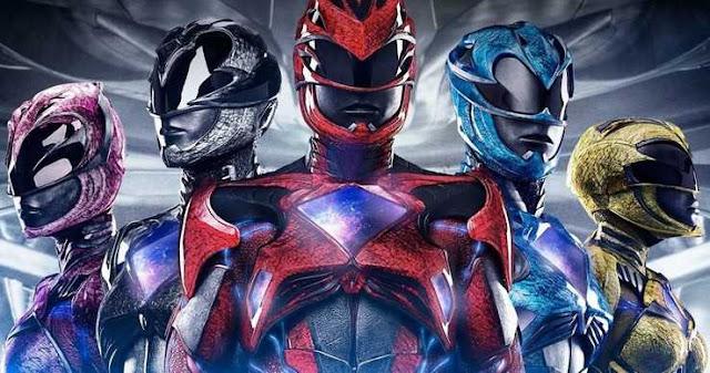 Film Power Rangers Baru Digarap oleh Paramount