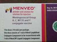 Vaksinasi Meningitis Halal menurut MUI