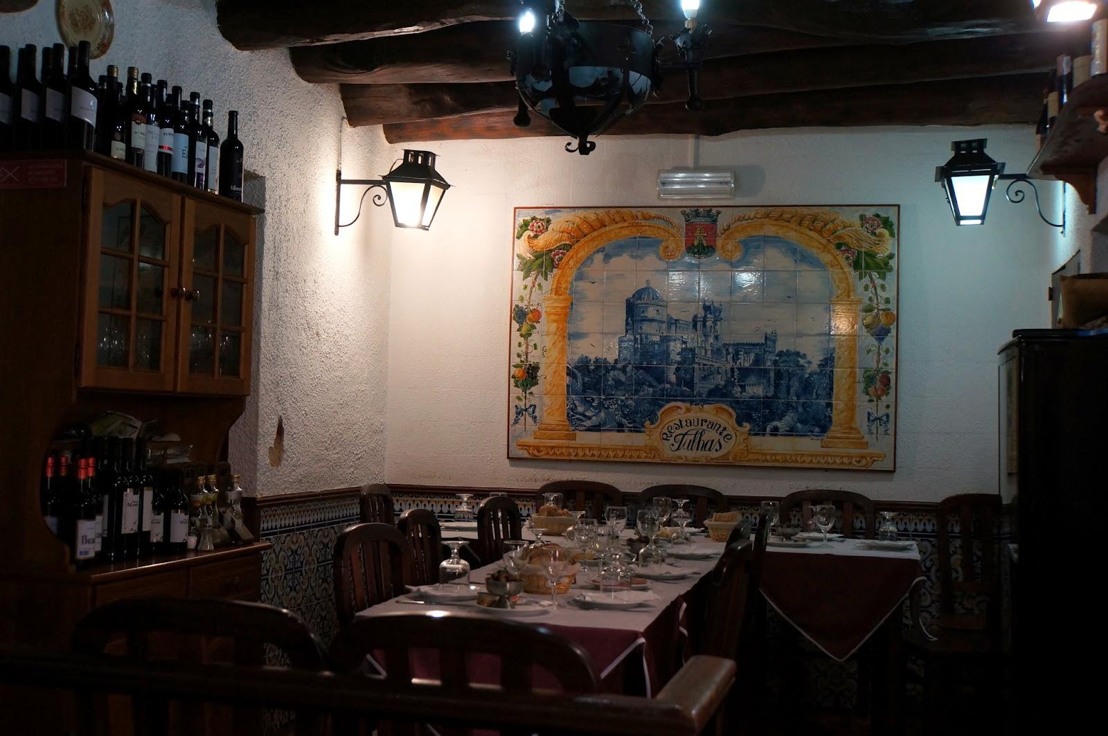 Restaurant Thulas - Sintra - Portugal