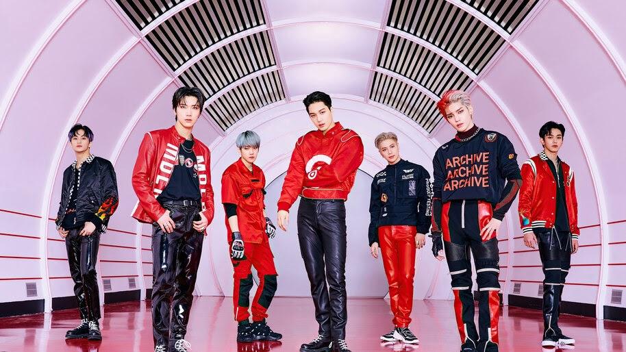 SuperM, 100, 슈퍼엠, K-Pop, Members, 4K, #7.2497