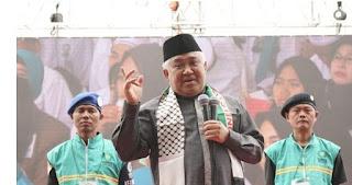 Resmi, Din Syamsuddin Dilaporkan