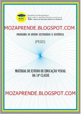 Módulo de Educação Visual - 10ᵃ classe (PESD) PDF