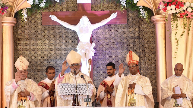 The celebration of Francis Xavier (December 3, 2018)