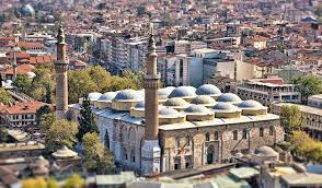 Bursa'da Gezilecek Târihî Yerler