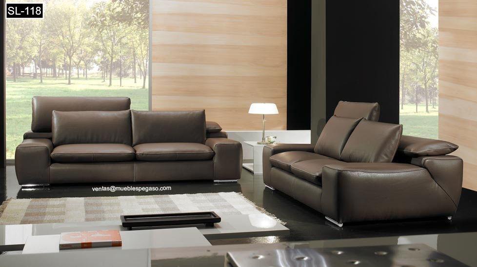 Muebles pegaso muebles de cuero salas for Muebles de sala 2017