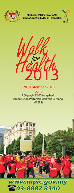 Walk For Health 2013