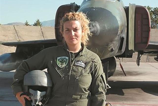 Γυναίκες πιλότοι στη... μάχη του Αιγαίου κατά των τουρκικών μαχητικών