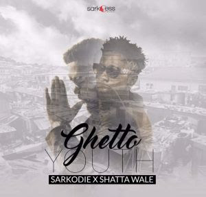"""PHOTO: Sarkodie Ft. Shatta Wale- """"Ghetto Youth"""""""