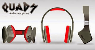 Portronics Quads High Quality Premium Headset worth Rs.1699 for Rs.1125 Only @ ebay (Lowest Price Deal)