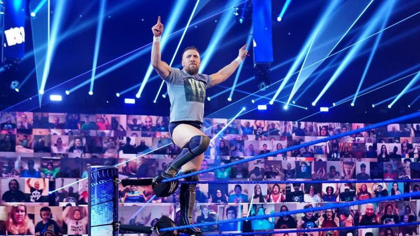 Daniel Bryan perde a oportunidade de disputar o WWE Universal Championship no Fastlane