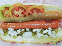 Charlie's Grind and Grill, chicago dog