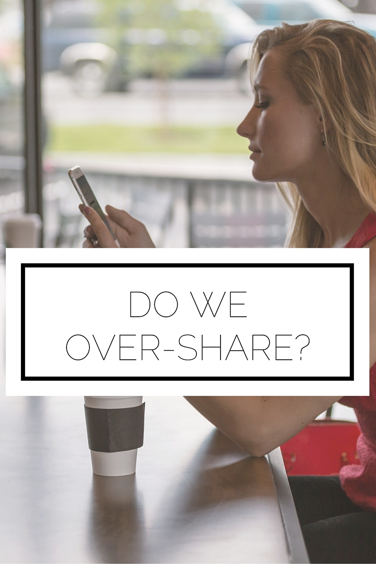 Click to read now or pin to save for later! Do you find yourself posting everything that happens to you on social media? Perhaps you should rethink it