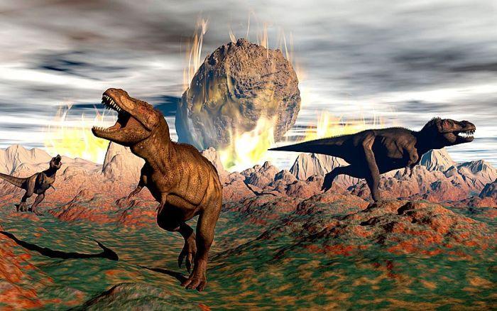 Misteri Kemunculan Hewan-hewan Dinosaurus di Zaman Modern
