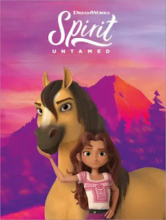 Spirit Untamed [2021] [DVDR] [NTSC] [Latino]