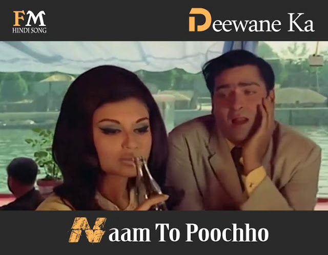 Deewane-Ka-Naam-To-Poochho-An-Evening-In-Paris-(1967)