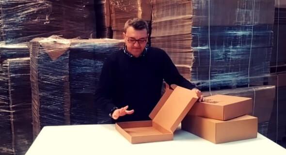 cajas correos