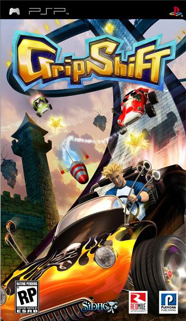 Gipshift - Download PSP Games For Free-Gripshift [EUR]