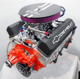 Mesin V8 Dan Sejarahnya