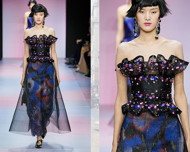 Armani Prive Couture весна лето 2020 7