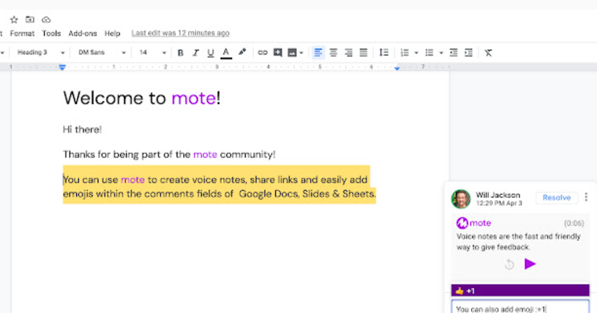Here Is How to Easily Add Audio Feedback to Google Drive