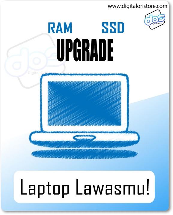 Updgrade RAM SSD